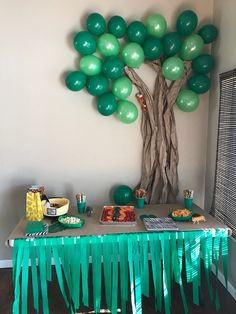 https://flic.kr/p/FPnChw | Lauren's 9th Jungle Birthday