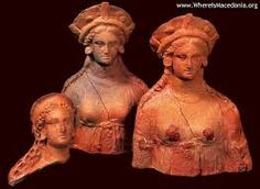 ancient goddess terracotta - Buscar con Google