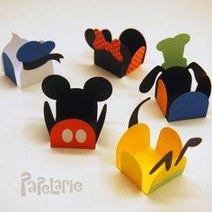 Forminhas Em scrap Disney