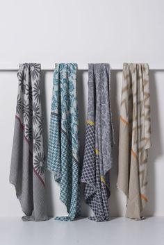 Plaid lana/cotone