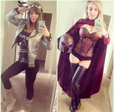 Image result for female magneto cosplay