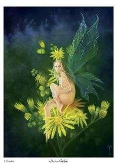 Fantasy, Beautiful Drawings, Mellow Yellow, Tinkerbell, Disney Characters, Fictional Characters, Fairy, Disney Princess, Sprites