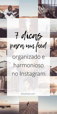 Dicas para Instagram
