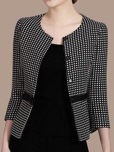 business attire for women Blazer Fashion, Hijab Fashion, Fashion Dresses, Fashion Fashion, Dress Attire, Work Attire, Dress Suits, Business Outfits, Business Attire