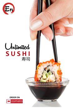 Sushi Food, Salmon Sushi, Sushi Recipes, Sashimi, Japanese Food, Ideas, Japanese Dishes, Thoughts, Solar Eclipse