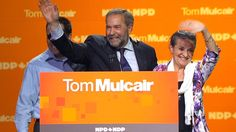 Stunning NDP collapse in Quebec, 'the house that Jack built' - The New Democrats have suffered a catastrophic loss of seats in Quebec, the province that caught the 'Orange wave' in 2011 and catapulted the party to Official Opposition status.