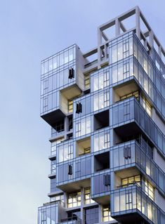 Gallery of Vertical Ocean / Maaps Architects - 4