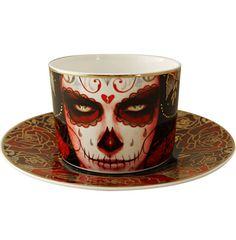 Sylvia Ji cup & saucer