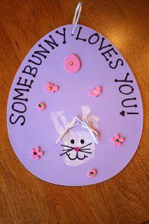 SomeBUNNY Loves You Craft