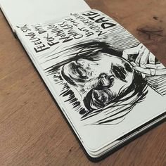 Another great idea for art journal pages. – if you want your sketchbook look go… Another great idea for art journal pages. – if you want your sketchbook look gorgeous of course; Arte Sketchbook, Sketchbook Pages, Art Journal Pages, Inspiration Art, Sketchbook Inspiration, Art Inspo, Art Sketches, Art Drawings, Fantasy Drawings