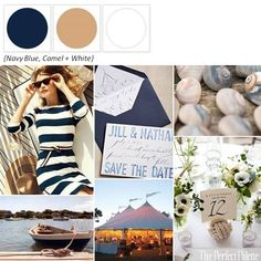 Navy + Nautical  http://www.theperfectpalette.com/2012/02/navy-blue-camel-white-one-thing-ive.html