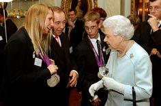 Royal Reception for Team GB Medallists -