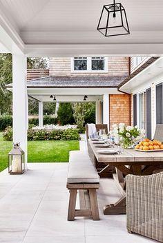 Hamptons beach house ideas