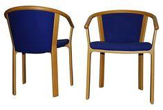 One kings lane danish chairs