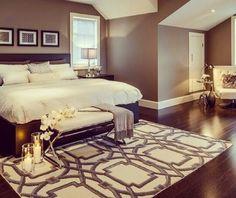 Warme Slaapkamer Ideeen.37 Verrukkelijke Afbeeldingen Over Bruine Slaapkamers Couple Room