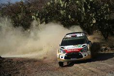 DS3 WRC Rallye du Mexique 2015