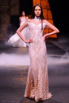 Michael Cinco 2012 Spring Summer Evening Collection