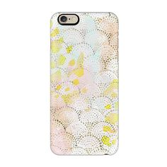 Abstract Lace iPhone Case
