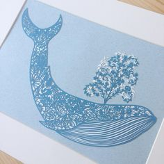 Huge thank you to the lovely @kristinebraanen for sending my pictures back from Norway!  So glad to have them home and they will be going on sale. Starting with this two layer whale  A4 in size, mounted, signed and will be framed in a colour of your choice. NOW £80 + postage •SOLD• #paper#papercut#papercutter#papercutting#papercutart#papetcutartist#papercutout#art#artoftheday#artofinstagram#artoninstagram#art_we_inspire#artistic_share#artistsoninstagram#whale#flowers#floral#georgialowpape...