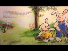 Rikki in de tuin van opa verhaal