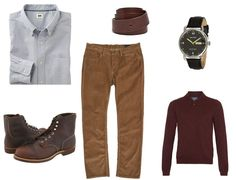 Wear It Well: Cords - Weekend Warrior