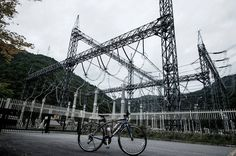 チャリと変電所 #自転車 #サイクリング #ジャイアント