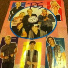 R5 poster!Oh yeah! :D