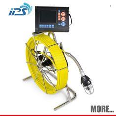 Endoskooppi viemäriin putkien tarkastus kamera SD-1050 sopimuspuolen yritysten
