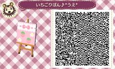 Animal Crossing: New Leaf Usamomo village diary ♪ * strawberry ribbon unknown ♪ *