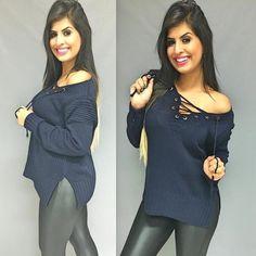 blusa-de-tricot-feminina-manga-longa-com-fenda-e-cordo-150811-MLB20649400739_032016-F.jpg (960×960)