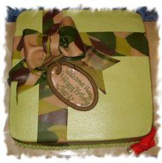 camo cake for boys | Camo Cake | Flickr - Photo Sharing!