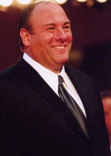 James Gandolfini (born 1961), actor, starred in The Sopranos (Westwood)