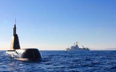 Janus, la première norme de communication numérique sous-marine