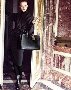 Dior Secret Garden Ad Campaign / Photography: Inez and Vinoodh