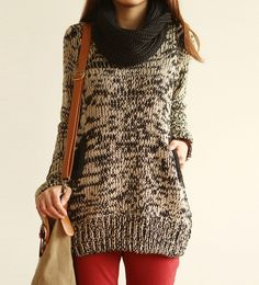 Love this sweater! -- *Unfortunately, it's sold out.*