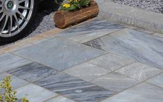 Natural Paving's Jupiter Grey