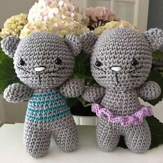 1000+ images about Crocheting - Stuffed Animals & Toys on ...