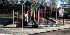Triangle Park Playground - Stillwater, MN
