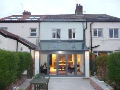 small mid terrace extension - Google Search