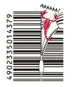 In Japan, even the barcodes are kawaii(cute)!!