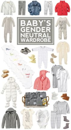 pieces for baby& gender neutral wardrobe! Baby Boys, Our Baby, Gender Neutral Baby Clothes, Baby Gender, Surprise Baby, Baby Makes, Everything Baby, Baby Needs, Baby Time