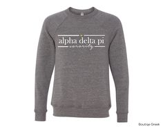 ADPi Sorority Sweatshirt