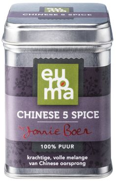 Original Spices by Jonnie Boer - Chinese 5 Spice Chinese 5 Spice, Chinese Stir Fry, Chicken Stir Fry, Fried Chicken, Chinese Dumplings, Slow Cooker, Healthy Recipes, Healthy Food, Spices