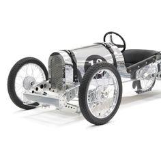 Italiano Custom - Hand Polished Aluminum (Used) – Vintage Kart Company International Pickup Truck, Aluminum Uses, Pedal Cars, High Art, Sidecar, Go Kart, American Made, Custom Items, Polished Chrome