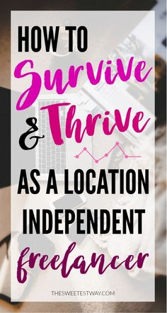 Learn how to survive and thrive as a location independent freelancer in this awesome interview with Amy Rigby of The Wherever Writer. Id Digital, Work Travel, Travel Jobs, Travel Stuff, Time Travel, Travel Ideas, Work Abroad, Blog Logo, Work From Home Jobs