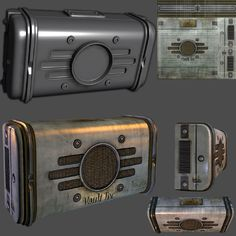 My First UDK scene Fallout Vault 0 - Environment - Polycount Forum