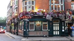 irish pubs | Scaffy's world: An Irish pub