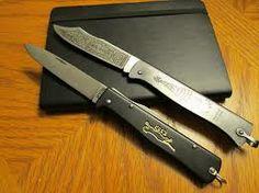 Douk-Douk and Mercator Cat Knife
