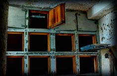 Morgue at abandoned Pilgrim State Hospital - KaNe091's Photos