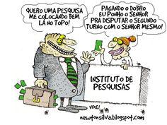 Institutos de pesquisa eleitoral